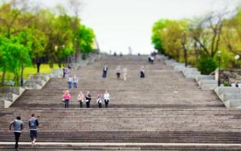 Odessa und sein Wahrzeichen - DIE Treppe!