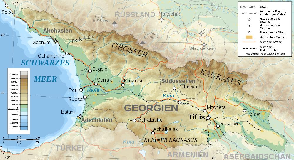 topographische-karte-georgien