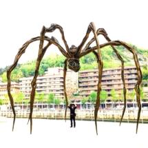 Ein Motiv mit Titel-Steilvorlage: Die spinnen, die Basken! (Agnieszka)