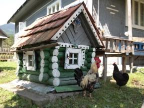 Die Wohnsituation der nicht-klerikalen Bevölkerung sieht dagegen selten so komfortabel aus. (nieszka)