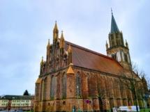 Achtung! Dies ist keine Kirche. Besichtigung kosten €3, weil gucken will ja jeder!